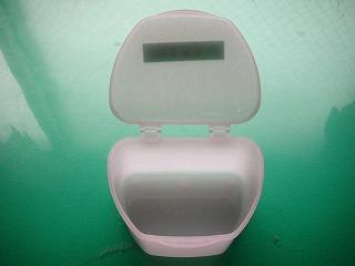 専用プラスチック容器
